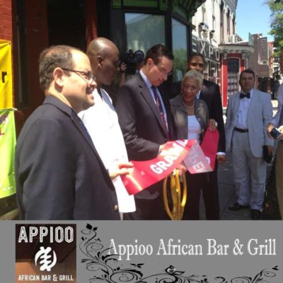 Appioo African Bar & Grill