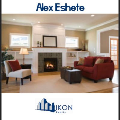 Alex Eshete Real Estate Sales Agent