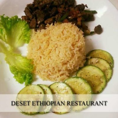 Deset Ethiopian Restaurant