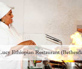 Lucy Ethiopian Restaurant(Bethesda)