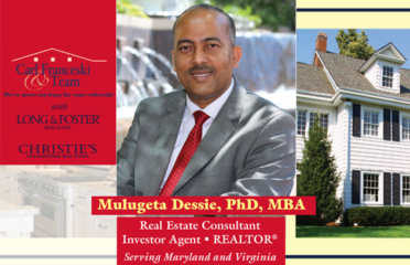 Mulugeta is a Real Estate