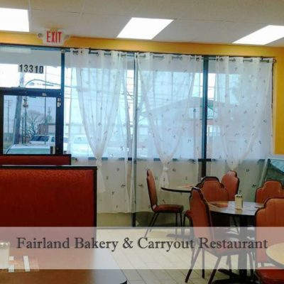 Fairland Bakery and carryout Restaurant