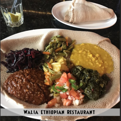 Walia Ethiopian Restaurant