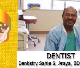 Dentistry Sahle S. Araya, BDS, DDS, PA