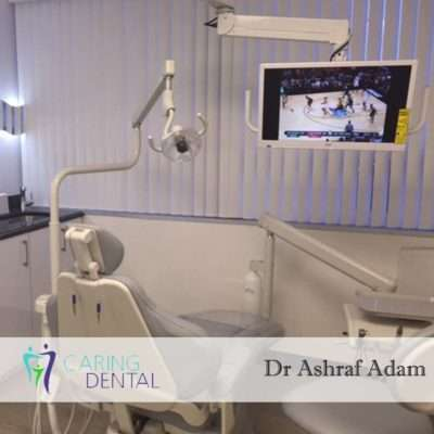 Caring Dental Dr. Ashraf Adam