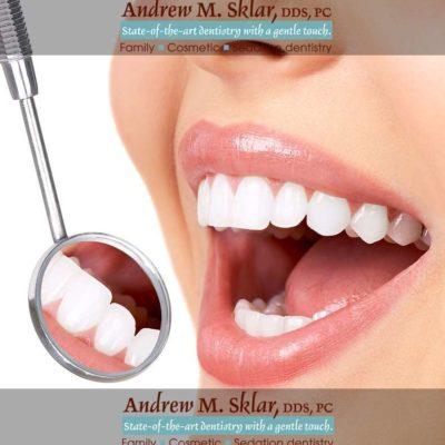 Dentist – Dr. Andrew M. Sklar