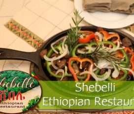 Shebelle Ethiopian Restaurant