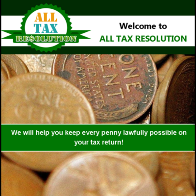 All Tax Resolution