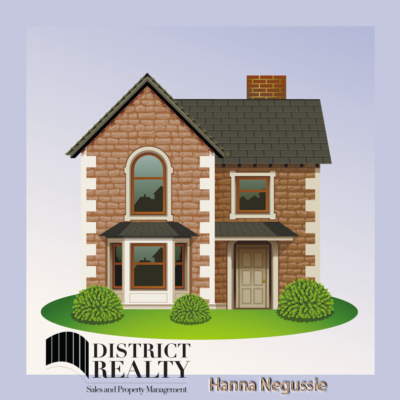 District Realty | Hanna Negussie