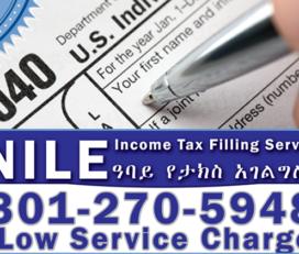 NILE INCOME TAX FILING SERVICE