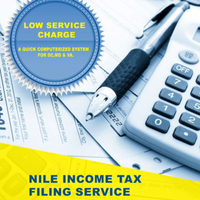 NILE INCOME TAX FILING SERVICE