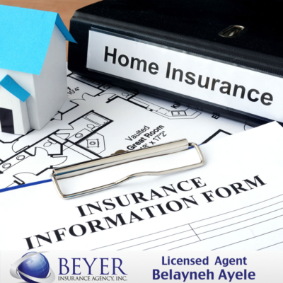 BEYER INSURANCE AGENCY INC