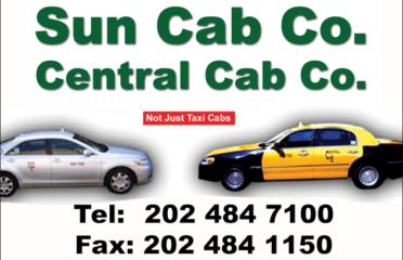 Sun Cab Co Central Cab co