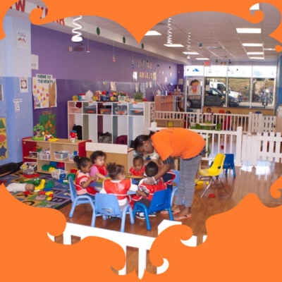 Quickie Becky Child Care