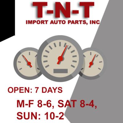TNT Auto Parts Inc