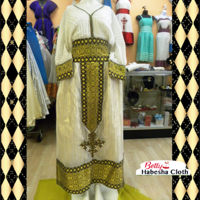 Betty Habesha Cloth   Traditional Ethiopian Cloth
