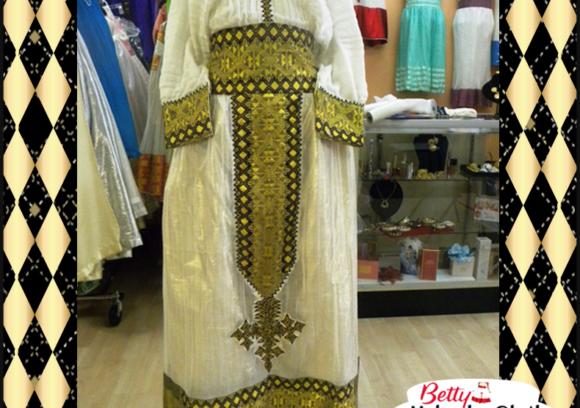 Betty Habesha Cloth   Traditional Ethiopian Cloth – Ethiopian Yellow