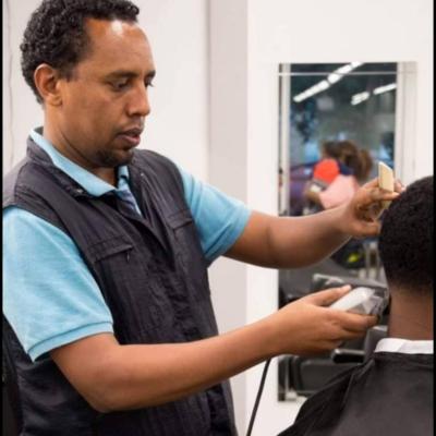 Dire Hair salon