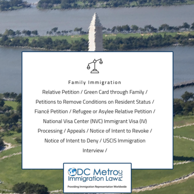 DC Metro Immigration Law PLLC