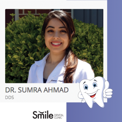 Smile Dental Clinic – Dr. Farah Ahmad, DDS.