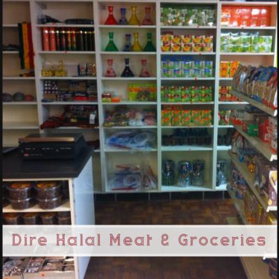 Dire Halal Meat & Groceries