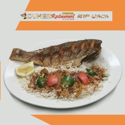Dukem Ethiopian Restaurant