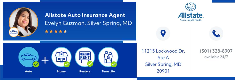 Evelyn Guzman: Allstate Insurance