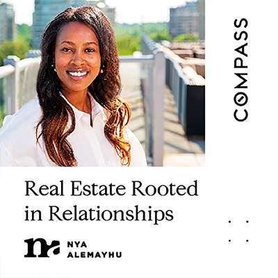 NYA ALEMAYHU |Realtor – Licensed in MD & DC :