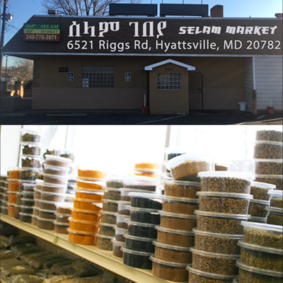 Selam Market and Carryout