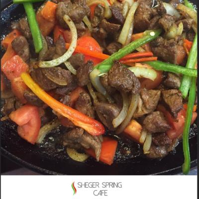 Sheger Spring Cafe