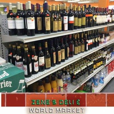 Zene Deli & World Market