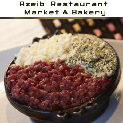 Azieb Restaurant Market & Bakery