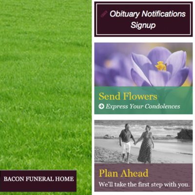 W H Bacon Funeral Home Inc.