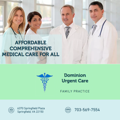 Dominion Urgent Care LLC
