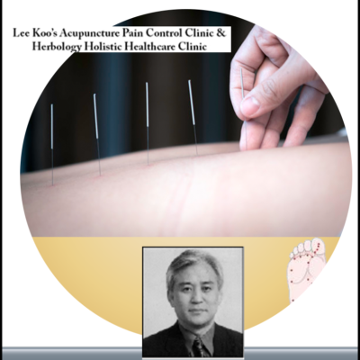 Lee Koo Acupuncture Pain Control Clinic and Herbs