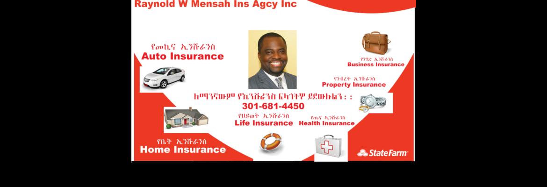 Raynold W Mensah Ins Agcy Inc