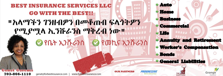 BEST INSURANCE SERVICES LLC : Genet Gorems