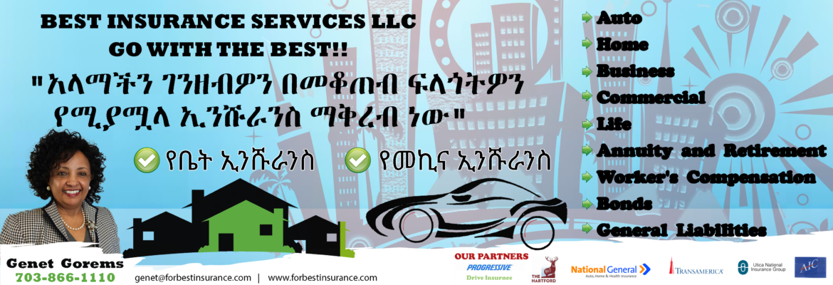BEST INSURANCE SERVICES LLC : Genet Gorems