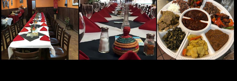 Blue Nile One Ethiopian Restaurant