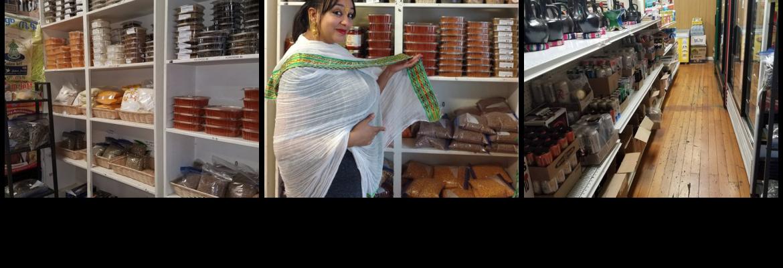 Merkato Ethiopian Music & Food Store