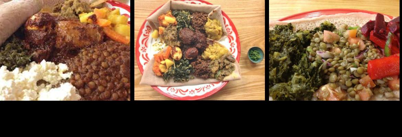 Ambo Ethiopian Cuisine
