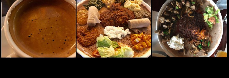 Ghion Ethiopian Restaurant & Bar