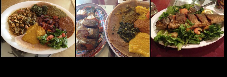 Ibex Ethiopian Restaurant