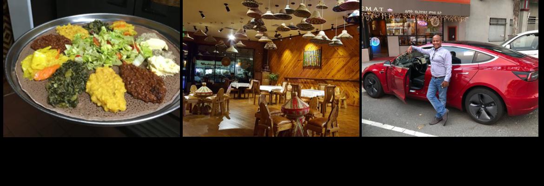 Lemat Ethiopian Restaurant
