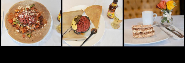 Lesaac Ethiopian Cafe