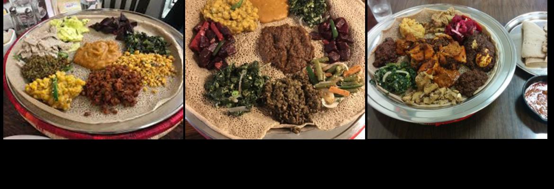 Mogogo Ethiopian Cuisine